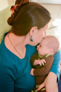 Love of a mother - Successful Oklahoma Homebirth with Midwife Rebecca
